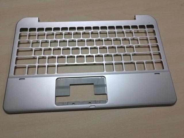 笔记本塑胶壳